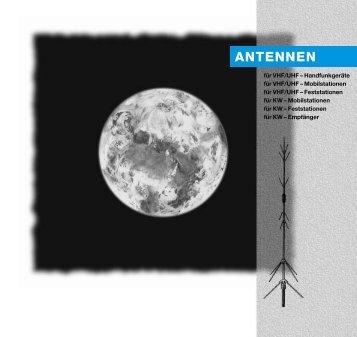 ANTENNEN - Yoosite