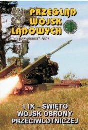 Przegląd Wojsk Lądowych (SIERPIEŃ 2006) - TELDAT