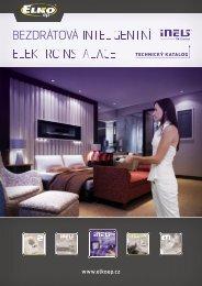 Nový technický katalog iNELS RF Control - ELKO EP, sro