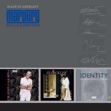 MARBURG - Os Catálogos