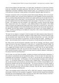 Reform of European financial regulation – improving Europe's ... - Page 5