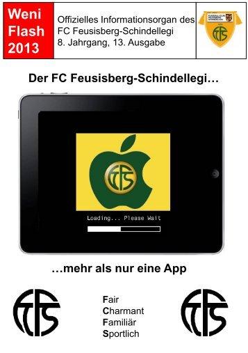 Weni Flash 2013 (1) - FC Feusisberg-Schindellegi