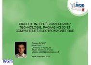 E-Sicard - 3D-Trends EMC ICs-v6.pptx - Microwave & RF