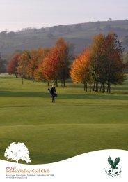 Feldon Valley Golf Club - GVA