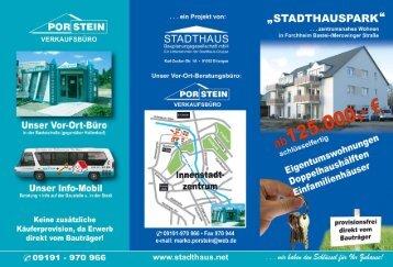 unseren Flyer mit Informationen und Preisen hier