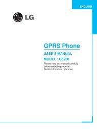 GPRS Phone - Telekomunikacije
