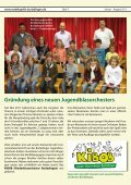 Fotogalerie Januar – August 2011 - Stadtkapelle Burladingen eV - Seite 7