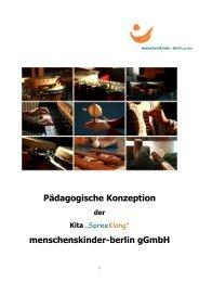 Pädagogische Konzeption menschenskinder-berlin gGmbH