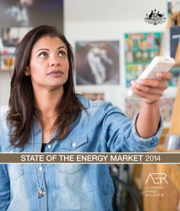 State of the energy market 2014 - Market overview (A4)