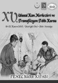 kurs kitabı revizyon kurulu - Kan Merkezleri ve Transfüzyon Derneği - Page 2