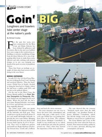 goin' Big - Jensen Maritime