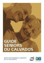guide seniors du CALVAdos - Cabourg