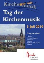 zum Programmheft - Gregor-schwarz.de