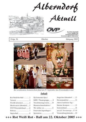 Ausgabe Nr. 36 Oktober