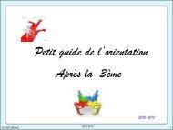 Les BAC PRO - Orientation - Académie de Créteil