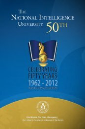 Special NIU 50th Anniversary Publication Available - National ...