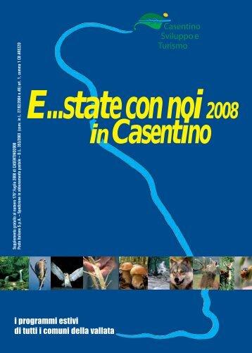 E...state con noi 2008 E...state con noi 2008 - Rete Civica del ...