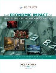 Economic Impact of Travel on Oklahoma Counties Study