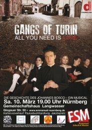 Sa. 10. März 19.00 Uhr Nürnberg Gemeinschaftshaus Langwasser ...