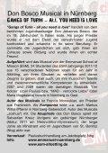 Sa. 10. März 19.00 Uhr Nürnberg Gemeinschaftshaus Langwasser ... - Seite 3