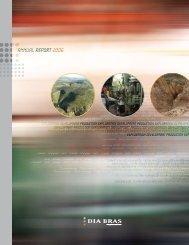 ANNUAL REPORT 2006 - diabras