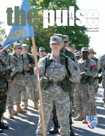 Vol. 5, Issue 8 06/01/10 - Uniformed Services University of the ...