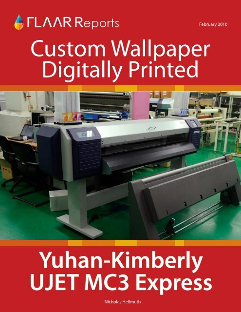 Yuhan-Kimberly UJET MC3 Express - Wide-format-printers.org