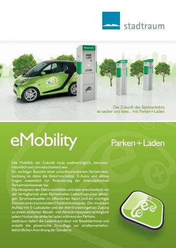 eMobility - stadtraum