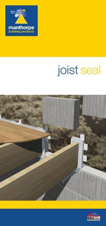 Joist Seal Literature.indd
