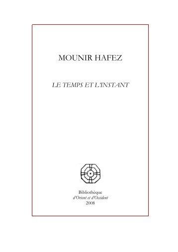 format PDF - D'Orient et d'Occident