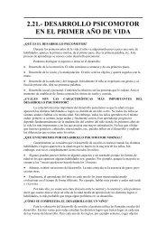 2.21.- desarrollo psicomotor en el primer año de vida - Urgencias de ...