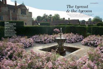 The tyrant & the tycoon - James Alexander-Sinclair