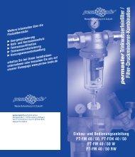 permaster® DN 40-50 - perma-trade Wassertechnik AG