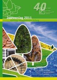 Jaarverslag 2011 - Milieufederatie Limburg