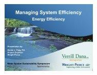Energy Efficiency - Verrill Dana