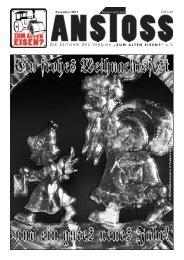 Ausgabe vom Dezember 2011 - Zum alten Eisen