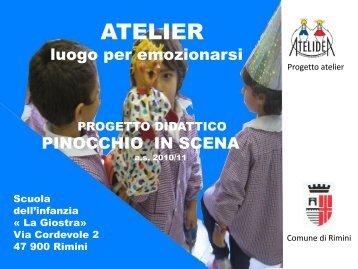 Pinocchio in scena (aggiornato al 28 giu 2011) - Comune di Rimini