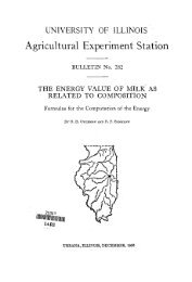 Agricultural Experiment Station
