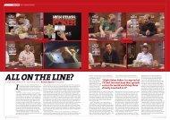 Flush Magazine Article on GSN's High Stakes Poker - Richard Marcus