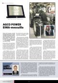 Sisukas - henkilöstölehti N:o 4/2012 - AGCO Power - Page 6