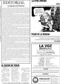 El Gallito de Manatí llora luego de cantar - La Voz Hispana NY - Page 6