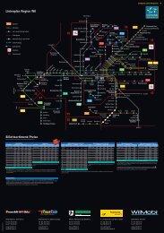 16 16 16 Linienplan Region Wil Billettsortiment/Preise - Stadt Wil