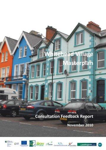 Whitehead Village Masterplan - Carrickfergus Borough Council