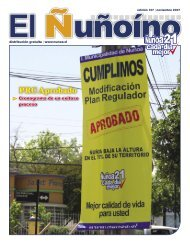 11. 2007 - Municipalidad de Ñuñoa