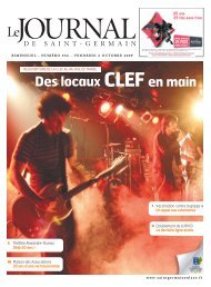 Des locaux CLEF en main - Saint Germain-en-Laye