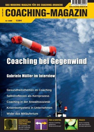 PraXis Coaching in der internationalen ... - Nicole Hüttner