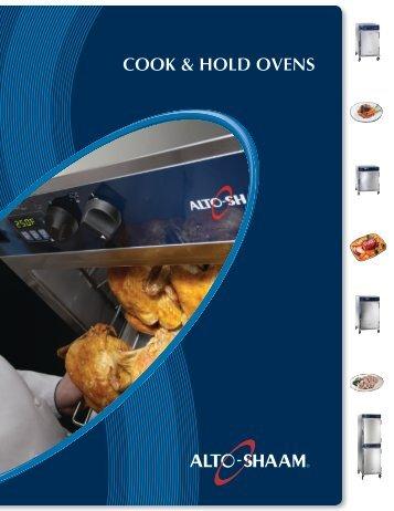 Cook & Hold ovens - Progastro