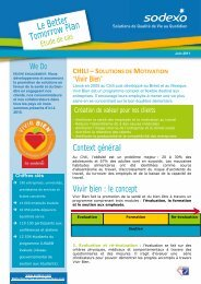 Chili : Vivir Bien
