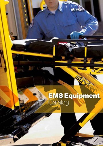 EMS Product Catalog - Stryker