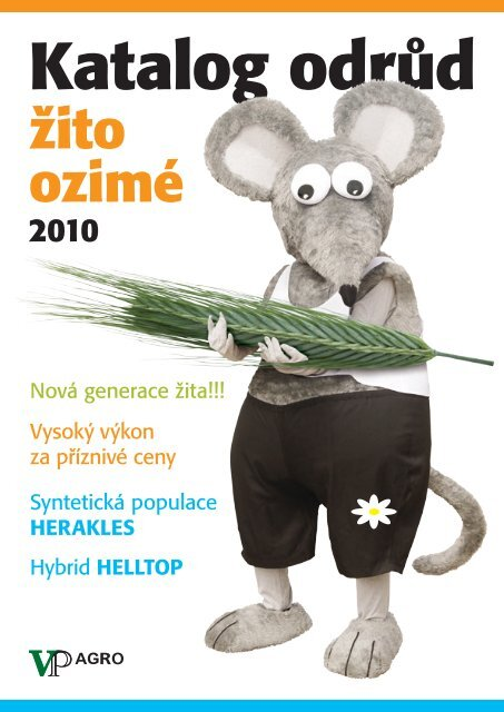 Katalog žita 2010.pdf - VP Agro